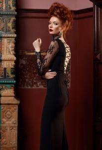 4c82c314029 Вечерние платья с открытой спиной - GraceEvening Москва