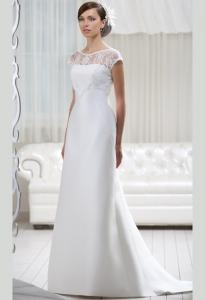 4a5c0cd47c7 Свадебные платья Ампир