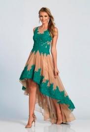 32bdc206486 Короткие вечерние платья