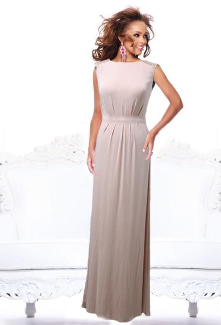 Длинное вечернее платье Даяна