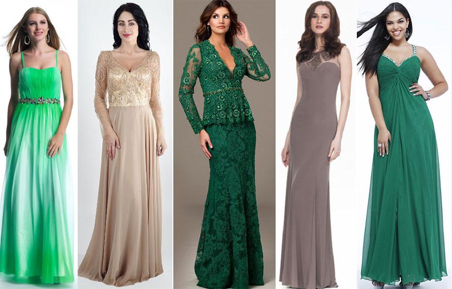 Красивые новогодние платья 2017. Салон GraceEvening