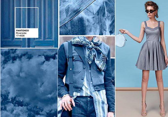 Цветовая палитра платьев Riverside 17-4028 в салоне платьев GraceEvening
