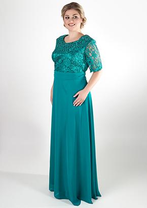 Модные вечерние платья для женщин 40 plus. Салон GraceEvening