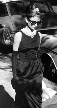 Кадры из фильма Завтрак у Тиффани с Одри Хепбёрн
