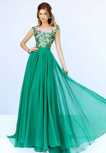 Роскошное платье Sherri Hill