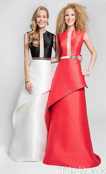 Красивые вечерние платья бренда Terani