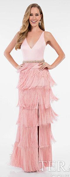 Оригинальное платье Terani