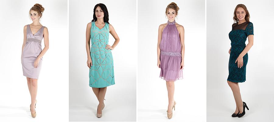Короткие платья, скрывающие недостатки фигуры