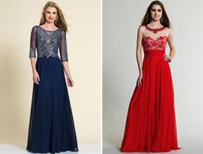 Дорогие вечерние платья