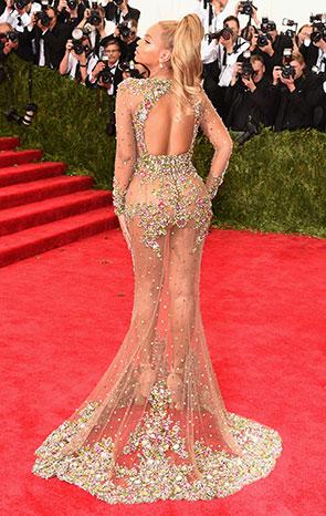 Бейонсе в платье от Givenchy. Блог GraceEvening