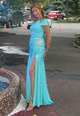 Светлана в платье из нашего салона