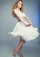 Вера в платье из нашего салона