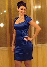 Инна в платье Лорена
