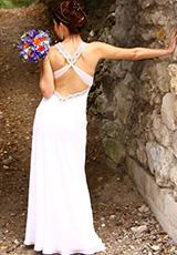 Анна в платье Наоми