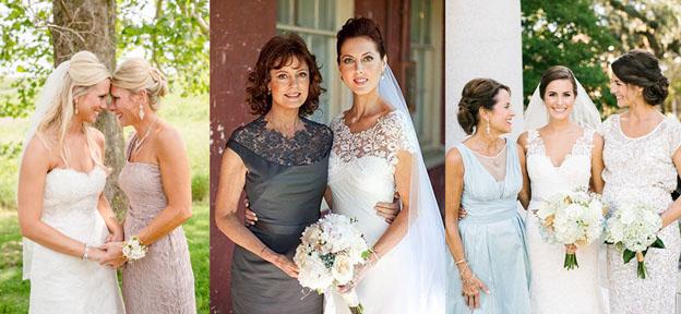Платье на свадьбу для мамы невесты и жениха