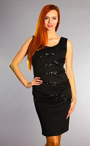 Платья вечерний и офисный стиль GraceEvening