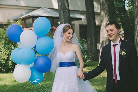 Ирина и Алексей: счастливая семейная пара фото