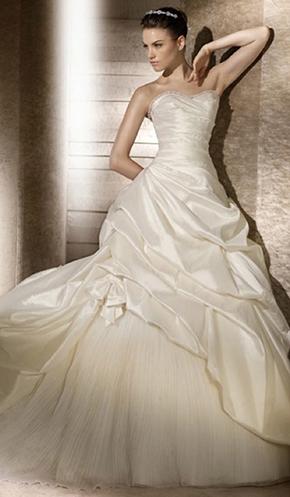 Свадебные платья в стиле принцесса GraceEvening