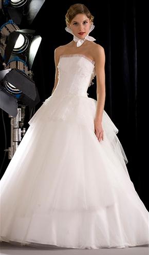 Свадебные платья стиль принцесса GraceEvening
