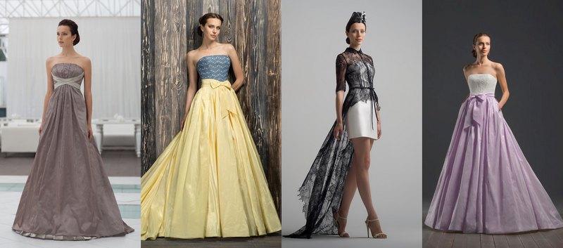 Свадебные платья Edelweis
