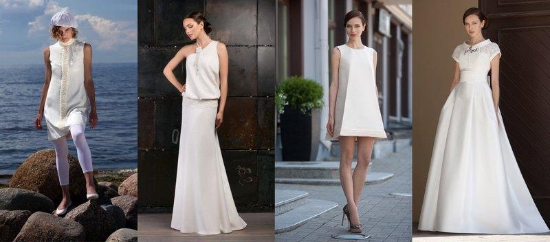 Свадебные салоны фото платьев коллекций