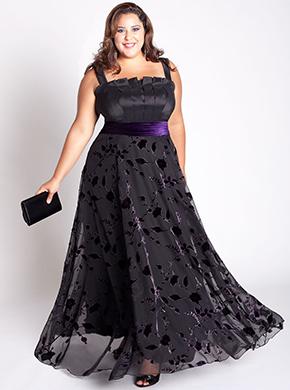 Вечернее платье для полных фото GraceEvening