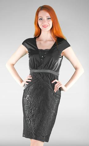 Платья в вечерне-деловом стиле в салоне GraceEvening