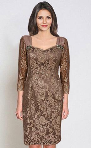 Платье в вечерне-деловом стиле GraceEvening