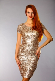 вечерние платья - известные  американские бренды