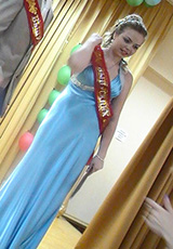 Галина в платьях из нашего салона