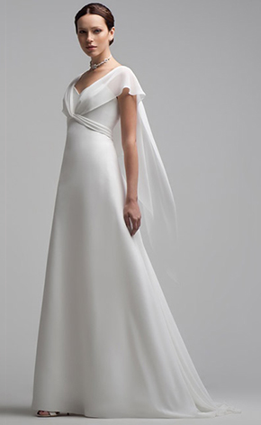 Свадебные платья в стиле ампир GraceEvening