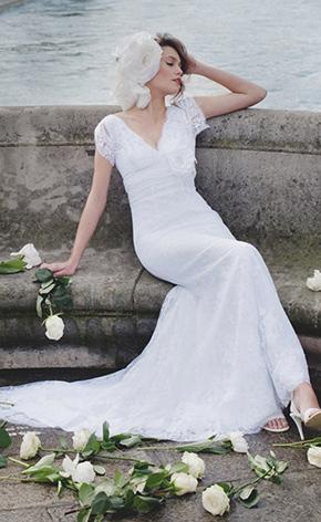 Свадебные платья прованс GraceEvening