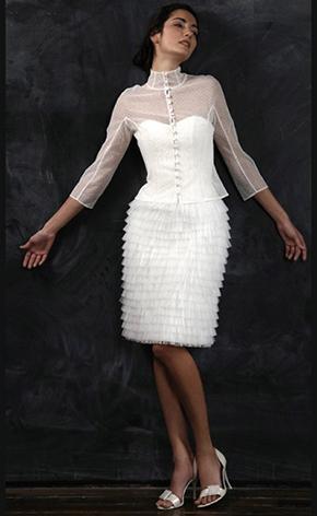 Свадебное платье ретро GraceEvening