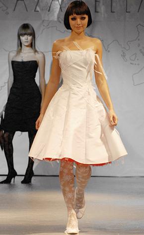 Свадебные платья ретро GraceEvening