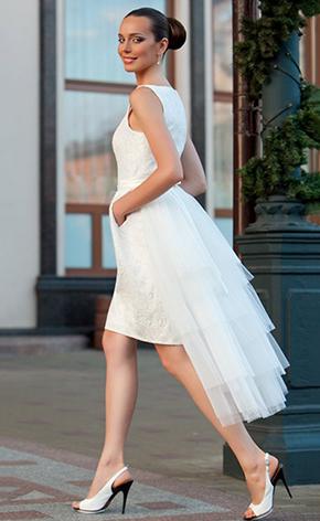 Свадебные платья в стиле трансформер GraceEvening