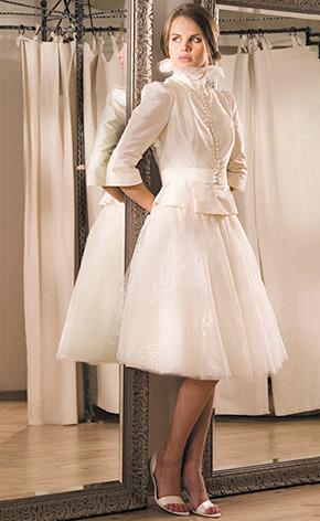 Свадебные платья в стиле винтаж GraceEvening
