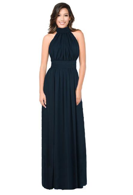 Красивое длинное вечернее платье Нелва - GraceEvening.ru (Москва) 1eb76facfcf