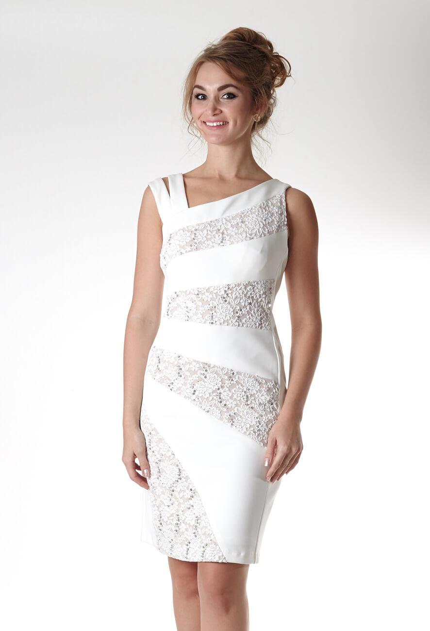 вечерние белые платья на свадьбу фото лес