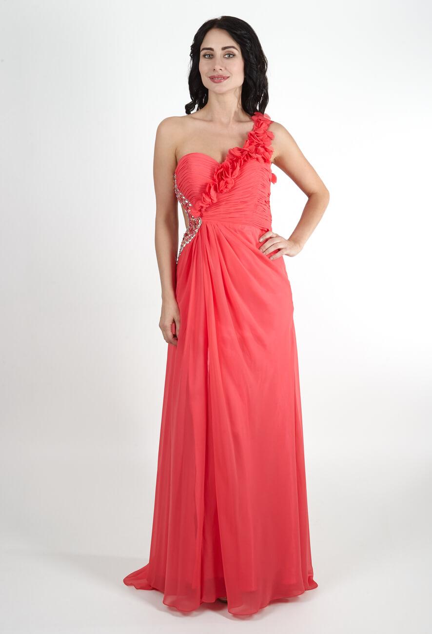 Вечернее платье из шифона - GraceEvening.ru (Москва) 5a490bc3fd2