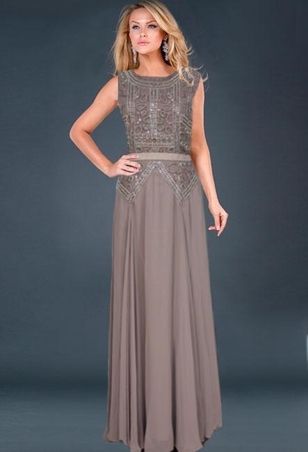 Вечернее платье цвета чайной-розы - GraceEvening.ru (Москва) 9d38ce3b2cb