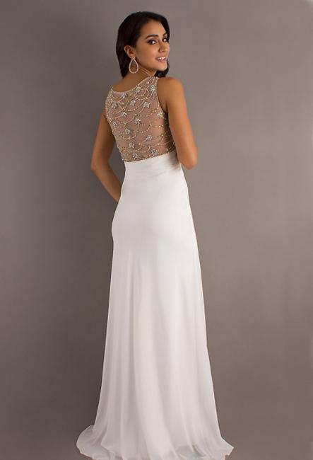 Купить белое греческое платье в москве