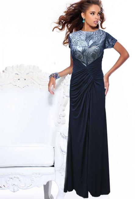 Длинные прямые платья вечерние