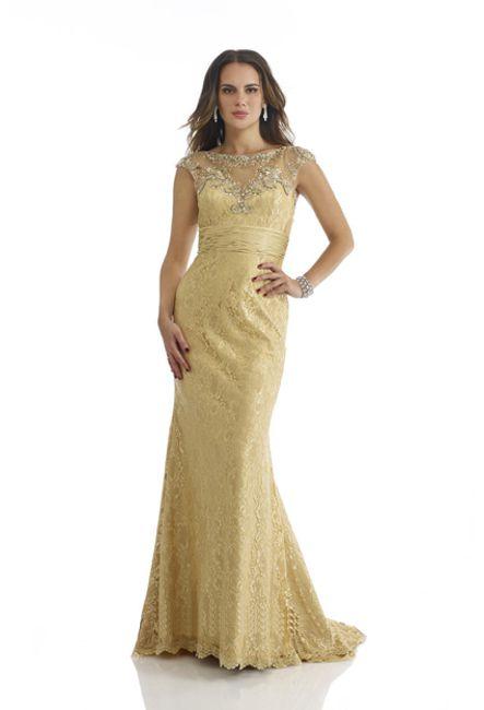 2401 вечернее платье русалка золотое фото 9ce44af4a92