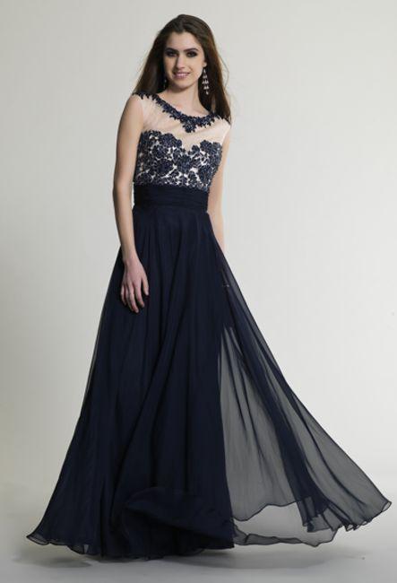 Красивые вечерние платья 2015 Жозефина - GraceEvening.ru (Москва